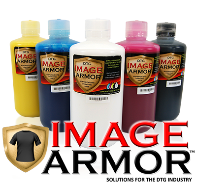 Image Armor DTG Inks