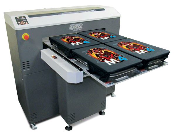 New Direct To Garment Printers